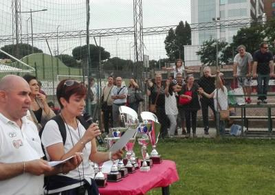 Festa chiusura scuola calcio g.castello