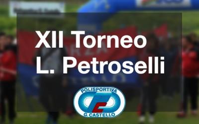XII Torneo L.Petroselli