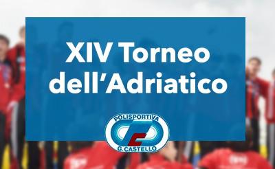 XIV Torneo dell'Adriatico 25-28/03