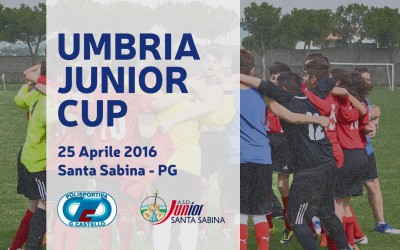 2° Torneo Umbria Junior Cup