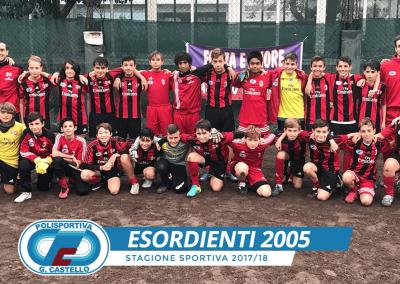 Esordienti G.Castello Calcio