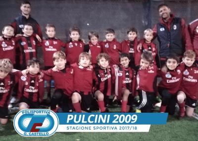 Pulcini G.Castello calcio AC Milan