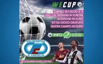 We Cup 2018