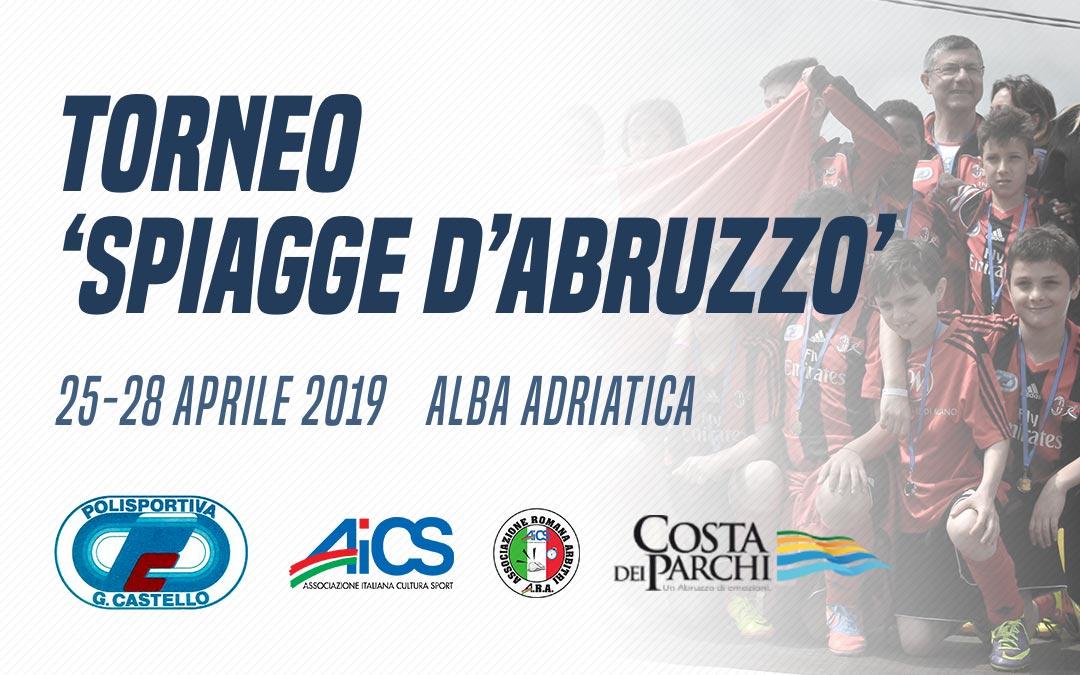 Torneo Spiagge d'Abruzzo 2019