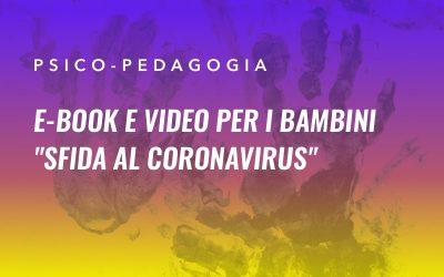 eBook e video per i bambini – Sfida al Coronavirus