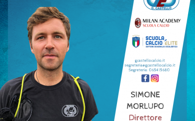 Intervista al DG Simone Morlupo