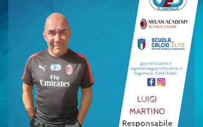 Educare, crescere e divertirsi. L'intervista al Responsabile Scuola Calcio Luigi Martino