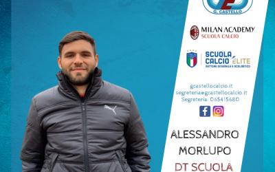 Intervista ad Alessandro Morlupo