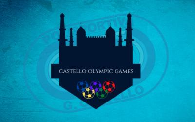 Castello Olympic Games. Una nuova sfida per la Scuola Calcio